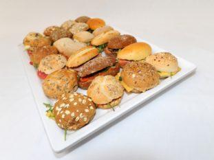 Luxe mini broodjes per stuk
